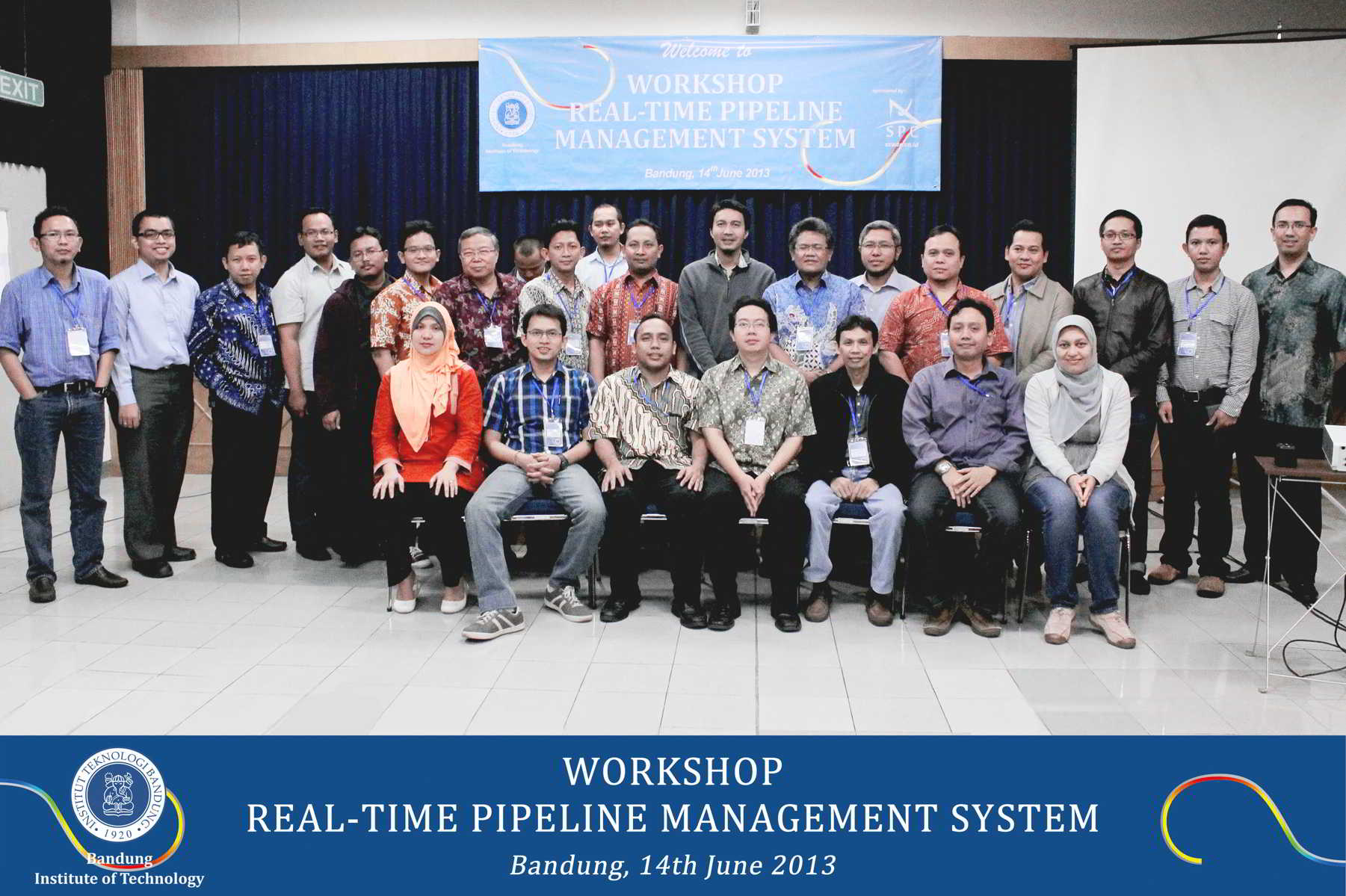 Real-Time Pipeline Management System