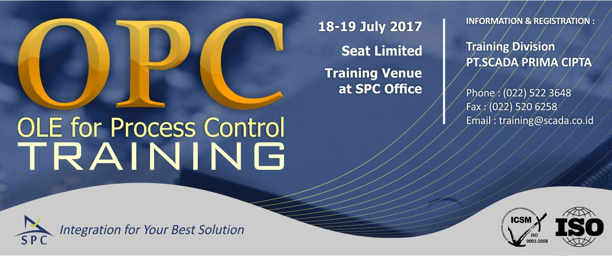 OPC ( OLE for Process Control ) Training
