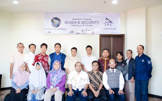 Pelatihan SCADA & Security
